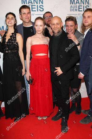 Violetta Schurawlow, Felix Randau (Autor and Regisseur), Susanne Wuest, Juergen Vogel, Martin Augustin
