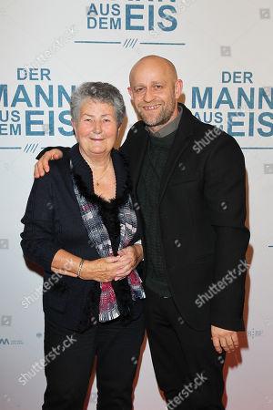 Erica Simon, Juergen Vogel