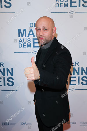 Stock Photo of Juergen Vogel