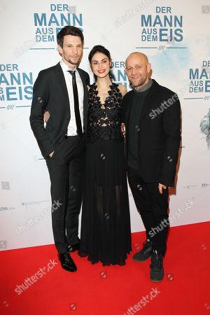 Sabin Tambrea with Violetta Schurawlow and Juergen Vogel