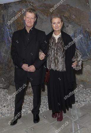 Martin Wickstrom, Lena Endre