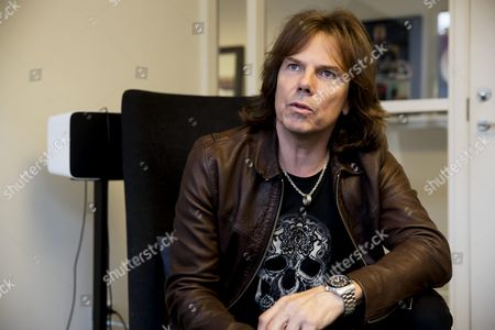 Editorial photo of Joey Tempest photo shoot, Stockholm, Sweden - 14 Sep 2017