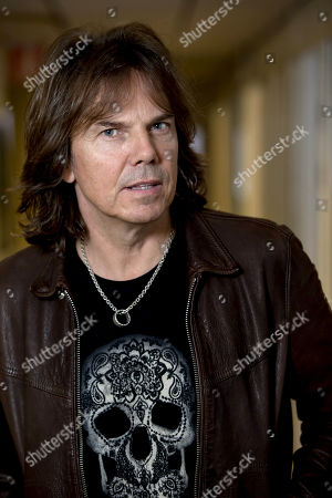 Stock Picture of Joey Tempest