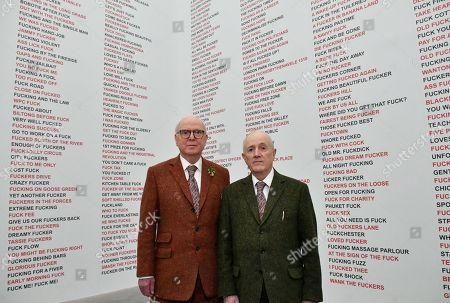 Gilbert Proesch and George Passmore