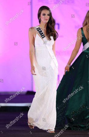 Stock Image of Miss Israel, Adar Gandelsman