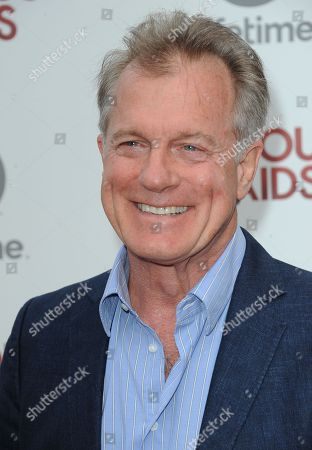 """Stephen Collins attends the premiere party for """"Devious Maids"""" at the Bel-Air Bay Club in Los Angeles. An audio recording in which the 7th Heaven actor Collins purportedly admits he has molested young girls won't be played during his upcoming divorce trial, but it will factor in the proceedings and how much money his estranged wife, Faye Grant, receives from their lengthy marriage. The divorce trial begins, in Los Angeles"""