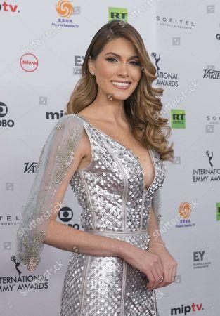 Stock Photo of Maria Gabriela Isler Miss Universe 2013