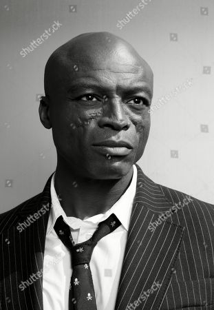 Editorial picture of Seal Portrait Session, West Hollywood, USA - 18 Oct 2017