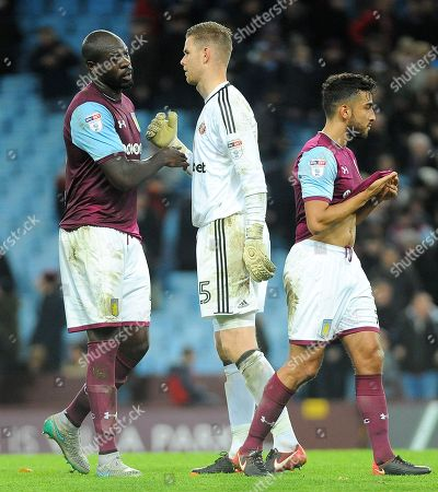 Editorial picture of Aston Villa v Sunderland 21/11/17, UK - 21 Nov 2017