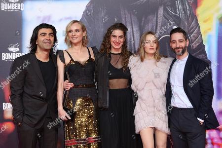 Editorial picture of 'In the Fade' film premiere, Hamburg, Germany - 21 Nov 2017
