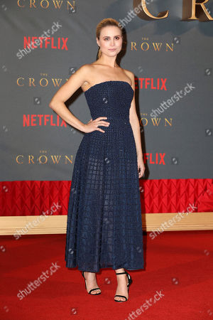 Editorial image of Britain The Crown Season 2 Premiere, London, United Kingdom - 21 Nov 2017