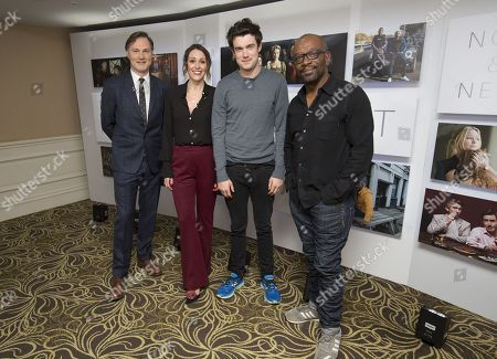 David Morrissey, Suranne Jones, Jack Whitehall and Lennie James.