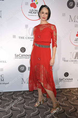 Stock Image of Natalia Klitschko