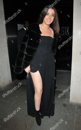 Editorial picture of LOTD and Louise Thompson launch party, London, UK - 21 Nov 2017