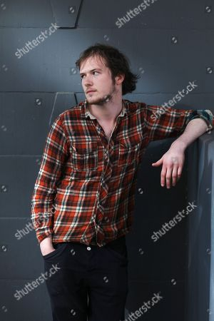 Stock Picture of British filmmaker Will Anderson poses for a portrait at the Encounters Short Film and Animation festival in Bristol
