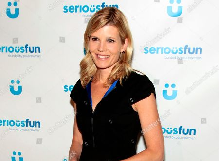 Television journalist Kate Snow attends the SeriousFun Children's Network Benefit Gala in New York. MSNBC on Thursday appointed Kate Snow to anchor an afternoon news broadcast. The daytime lineup will have news programs anchored by Snow, Andrea Mitchell, Thomas Roberts, Tamron Hall and Jose Diaz-Balart