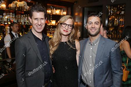 Craig Erwich, SVP, Head of Content at Hulu, Helen Estabrook, Executive Producer, and Zander Lehmann, Executive Producer,