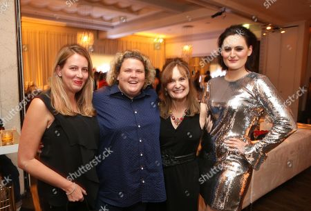 Jacquelyn Smith, Fortune Feimster, Beth Grant and Mary Chieffo