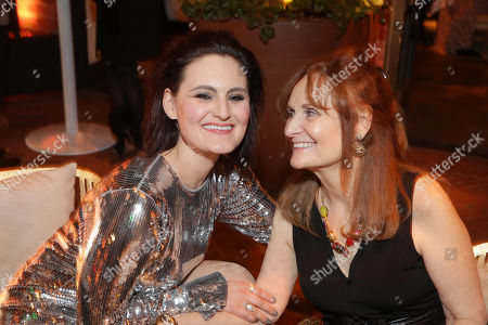 Mary Chieffo and Beth Grant