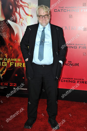 "Actor Philip Seymour Hoffman arrives at the Los Angeles premiere of ""The Hunger Games: Catching Fire"" at Nokia Theatre LA Live in Los Angeles. A spokesperson for the New York City Medical Examiner announced, that Hoffmanâ?™s death was an accident. Tests showed that he died Feb. 2 from a toxic mix of heroin and other drugs"