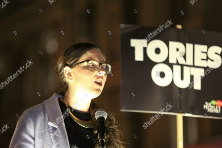 Editorial picture of Pre budget protest, London, UK - 21 Nov 2017