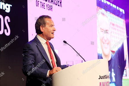 Stock Picture of Jeff Stelling