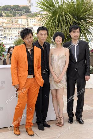 Wu Wei, Chen Si Cheng, Zhuo Tan, Hao Qin