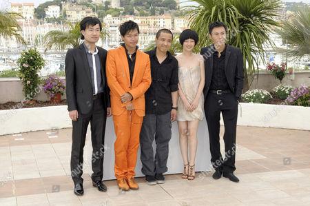 Director Ye Lou, Chen Si Cheng, Wei Zu, Zhuo Tan, Hao Qin
