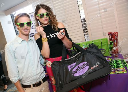 Editorial picture of WONKA Randoms at Teen Choice Awards Gift Suite, Los Angeles, USA - 8 Aug 2014