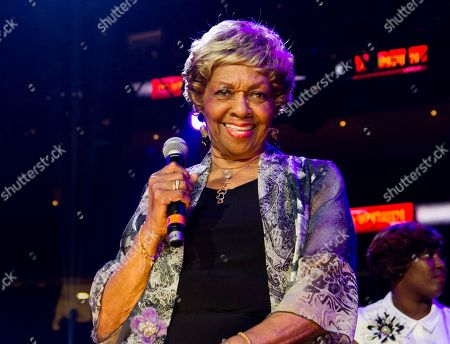 Cissy Houston performs during McDonald's Gospelfest 2013 at the Prudential Center in Newark, N.J. Houston, mother of the late Whitney Houston, will be honored at the Gospel Image Awards in Charlotte, N.C. Houston will be the lifetime achievement honoree at Saturdayâ?™s event, held at the Halton Theater