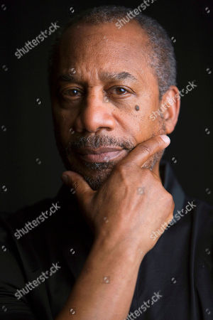 Stock Image of Emmy Award-winning actor Joe Morton poses for a portrait in New York. Morton is starring in the off-Broadway one-man-show Turn Me Loose at the Westside Theatre in New York. The play is about Dick Gregory, who broke barriers as a black comedian and used his comedy to spread messages about social justice and better health