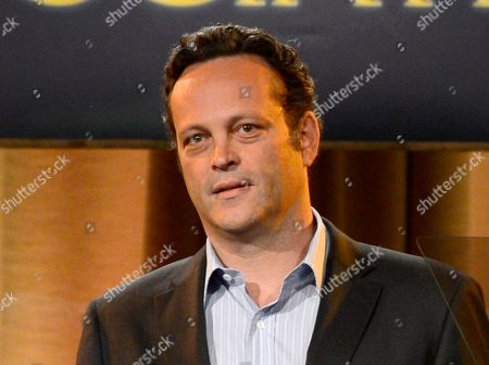 Vince Vaughn at the Hollywood Foreign Press Association Luncheon in Beverly Hills, Calif. Vaughn is bringing a new comedy festival to Nashville this spring with special live tapings and stand-up acts to be held at the cityâ?™s popular music venues. Vaughnâ?™s Wild West Comedy Festival on May 15-18 will include comedians Aziz Ansari, Rodney Carrington, Dennis Miller, B.J Novak, Aisha Tyler, Bill Burr, Ralphie May and Dick Gregory