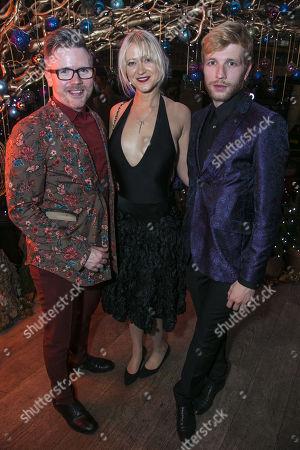 Tom MacRae (Author), Siobhan Hewlett and Danny Pye