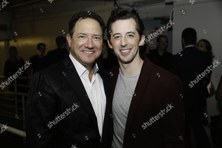 Editorial picture of 'Something Rotten!' play opening night, Ahmanson Theatre, Los Angeles, USA - 21 Nov 2017