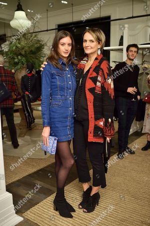 Lillie Rage and Saffron Aldridge