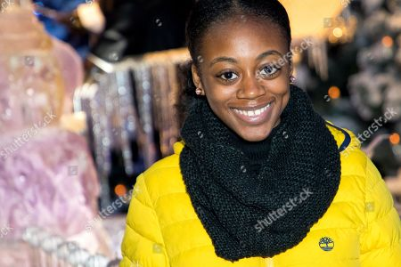X Factor finalist Rai-Elle Williams