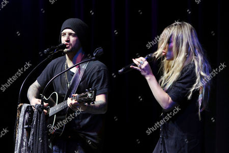 Mark Ballas, BC Jean. Mark Ballas and BC Jean with Alexander Jean performs as the opener for Lindsey Stirling at the Cobb Energy Performing Arts Centre, in Atlanta
