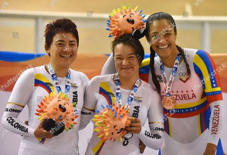 Editorial photo of 18th Bolivarian Games, Cali, Colombia - 22 Nov 2017