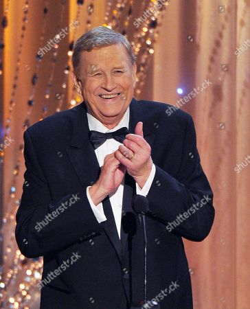 Stock Photo of Ken Howard, president of SAG-AFTRA, speaks at the 22nd annual Screen Actors Guild Awards in Los Angeles. Howard, who starred in 1970s series The White Shadow and has led the Screen Actors Guild for years, died, at age 71. No cause of death was given
