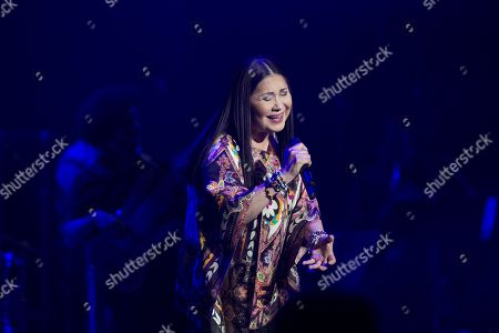 Stock Photo of Ana Gabriel