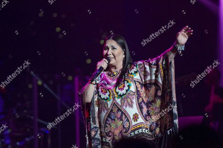 Stock Picture of Ana Gabriel