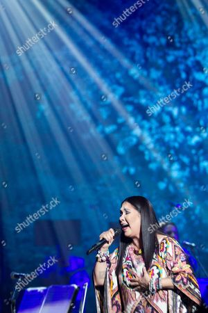 Stock Image of Ana Gabriel