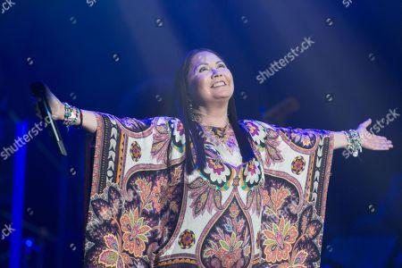 Stock Photo of Ana Gabriel