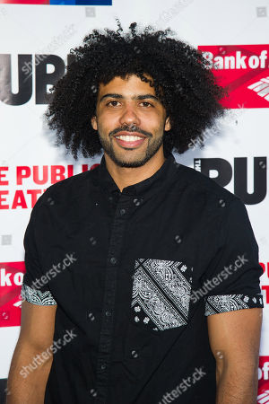 Daveed Diggs attends The Public Theater's Annual Gala at the Delacorte Theater in New York. Diggs will join Tony Award-winners Judy Kaye, Cady Huffman, Annaleigh Ashford and Randy Graff in a benefit to fight the lung-scarring disease pulmonary fibrosis. The event this year will be held on Feb. 29 at the Edison Ballroom in Manhattan