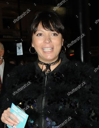 Editorial image of Betty Boo out and about, London, UK - 22 Nov 2017