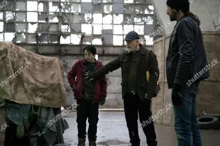 Rory Culkin, John Malkovich, Adrien Brody