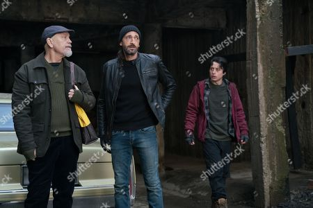 John Malkovich, Adrien Brody, Rory Culkin