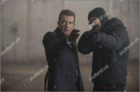 Antonio Banderas, Paul Solet