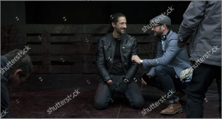 Stock Picture of Adrien Brody, Paul Solet