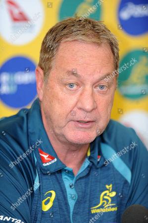 Michael Byrne - Australia assistant coach.